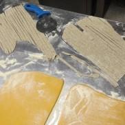 Ingredienti BIO impasto alla farina di canapa