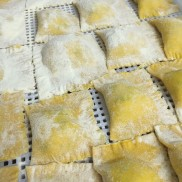 Ingredienti BIO ravioli